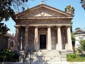Cimetière Général de Santiago. Un petit Panthéon, ca vous dit ?