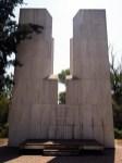 Cimetière Général de Santiago - tombe de Salvador Allende