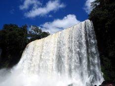 Salto Bossetti, Chutes d'Iguazu (coté Argentin)
