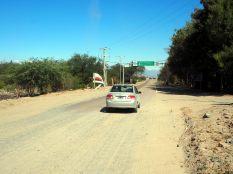 Finie la piste, vive la route goudronnée !!!