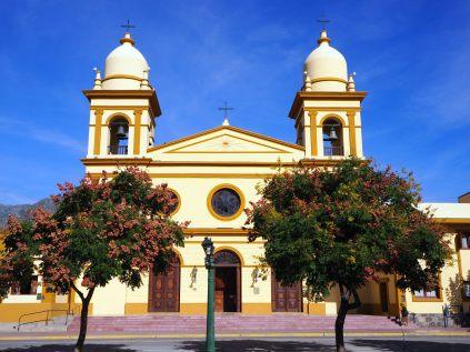 L'église de Cafayate