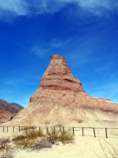 El Obelisco, Quebrada de Las Conchas
