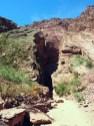 L'entrée de la Garganta Del Diablo, Quebrada de Las Conchas