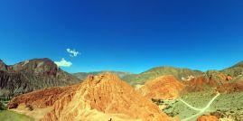 Panorama au Paseo de Los Colorados, Purmamarca