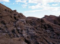 Vallée de la Lune, « Las Cuevas de Sal » (ou les grottes de sel en français).