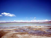 La lagune de las Aguas Termales de Polques