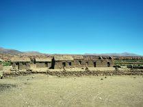 Un habitat traditionnel de la région