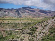 Le mille-feuilles géologique du parc de Toro Toro