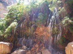 Au fond du Canyon de Toro Toro