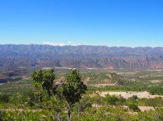 Paysages du parc de Toro Toro