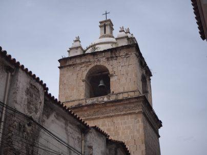 Clocher, La Paz