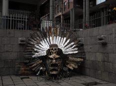 Sculpture, La Paz