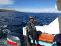 En route vers l'Isla Del Sol