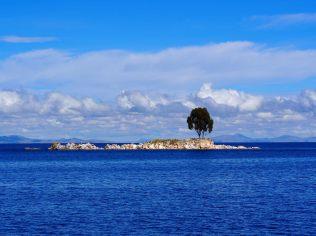 Sur le lac Titicaca