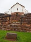 Vallée sacrée des Incas, village de Chinchero