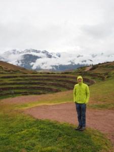Vallée sacrée des Incas, site de Moray