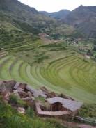 Site archéologique Inca de Pisac.