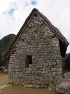 Une structure rénovée montre l'architecture telle qu'elle pouvait l'être à l'époque