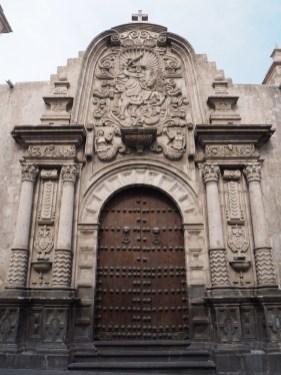 Facade, Arequipa