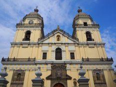 L'église San Pedro (une des plus anciennes de la ville)