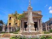 El Templete. Construit en 1827, ce temple à l'architecture atypique commémore la première messe (et le premier conseil municipal) de la Havane