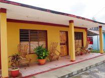 Les maisons colorées de Vinales