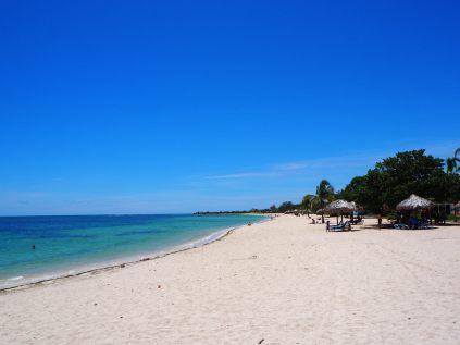 Playa Ancon, à 15km de Trinidad