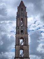 La Torre Manaca à Iznaga