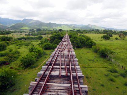 Les paysages de la Vallée de los Ingenios (Trinidad)