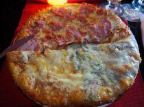 Pizza à La Havane