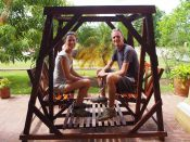 Petite pause dans l'hacienda Guachinango