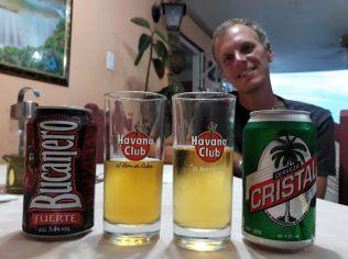 Petites bières cubaines