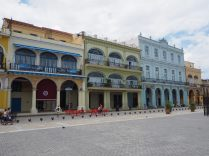Plaza Vieja, La Havane