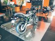 Kawasaki Versys 650 Rear