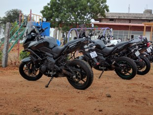 Versys 650 India Highway Ride 1
