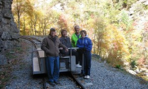 SOWERs for this month at Doe River - - - - Jerry and Margie Allebach and Don and Jenny Rasmussen