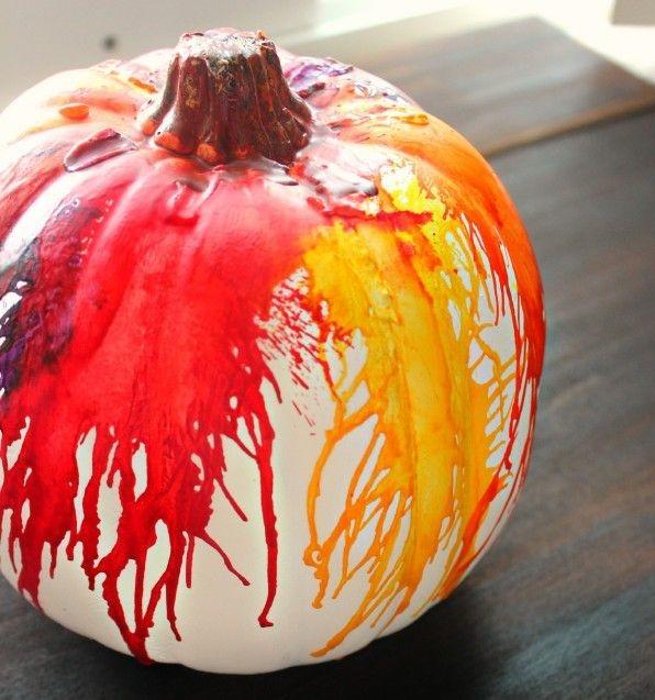 19 Creative Ways To Decorate A Pumpkin