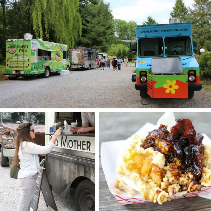 Southeast PA Road Trip Stop: Chadds Ford Winery And Food Truck Throw-down