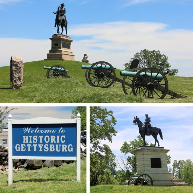 Road Trip To Historic Gettysburg Military Park