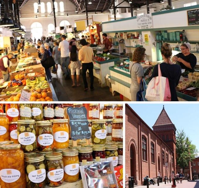Lancaster Road Trip: Stop Lancaster Central Market