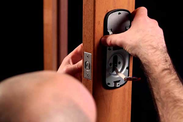 Keyless Door Entry Installation | Electrical Services