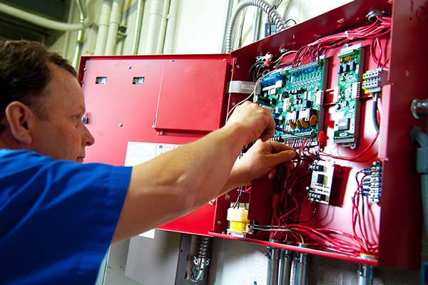 Fire Alarm Installation | Electrical Services