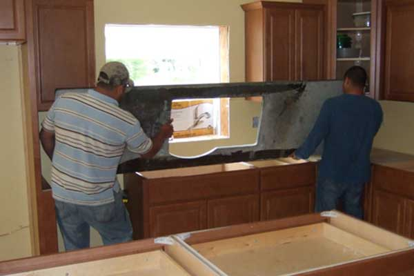 Countertop Installation | Cabinets and Countertops Service