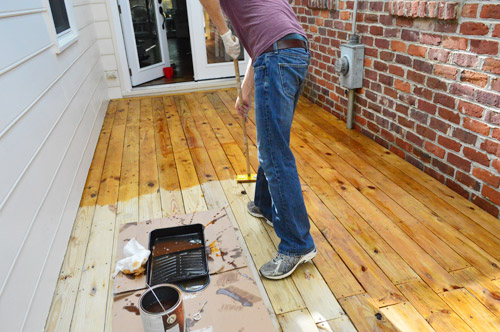 Deck Sealing | ONCALLERS Home Services