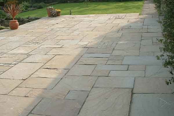 Natural Stone Paving | Landscaping & Hardscaping Services