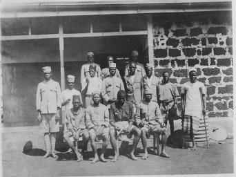 NCH Staff Kisumu 1918