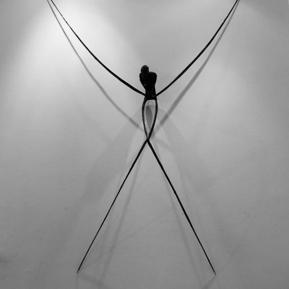 sculpture FEAR