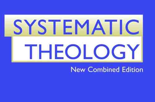Berkhof - Systematic Theology