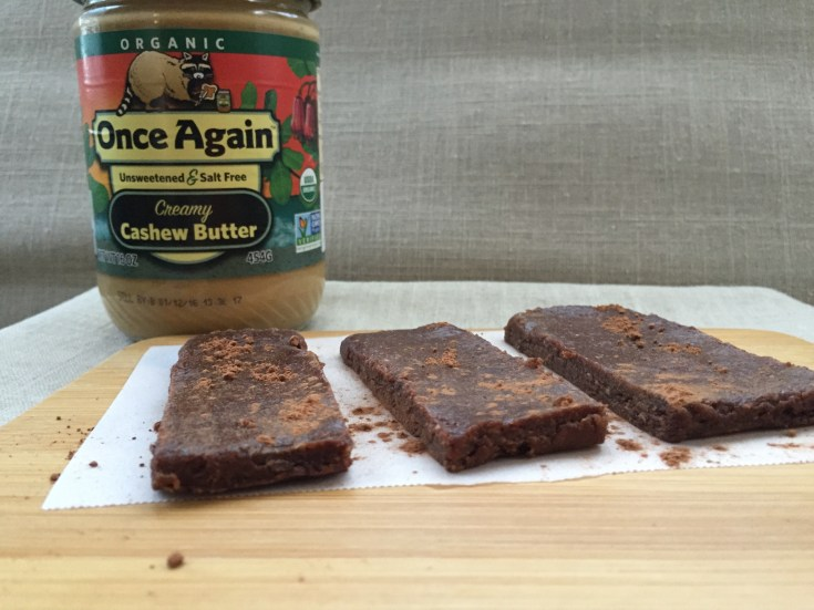 Energy Bites from Once Again Nut Butter Blog, Carolina Jantac, MS, RD LD