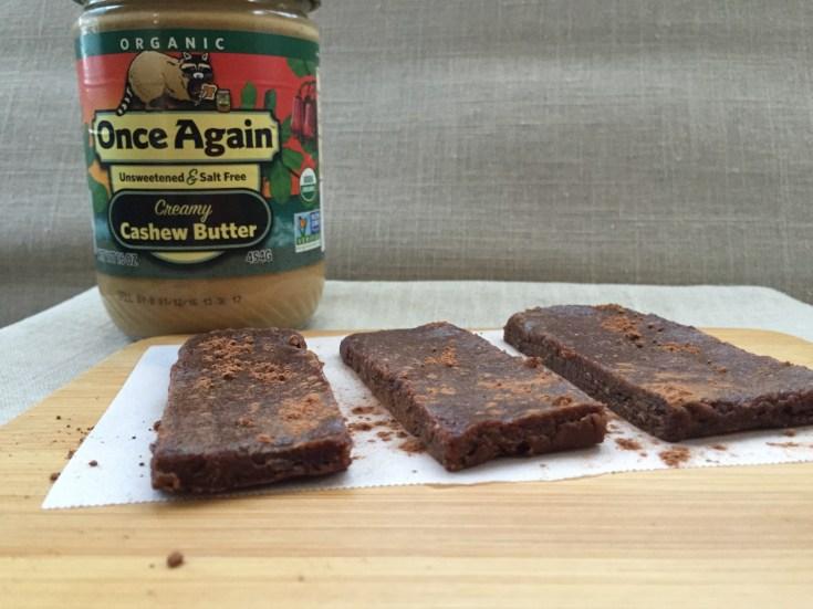 Energy Bites from Once Again Nut Butter Blog, Carolina Jantac, MS, RD LD